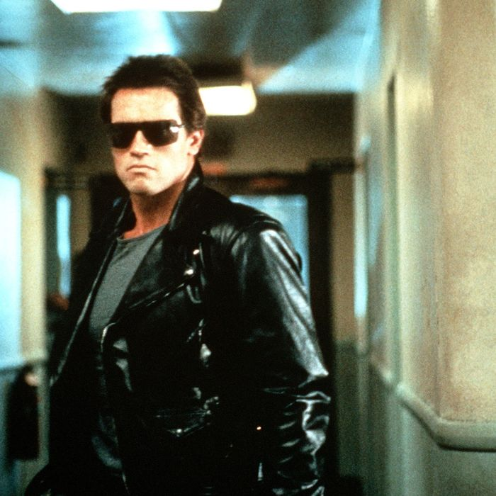 THE TERMINATOR, Arnold Schwarzenegger, 1984. ?Orion Pictures Corporation/Courtesy Everett Collection