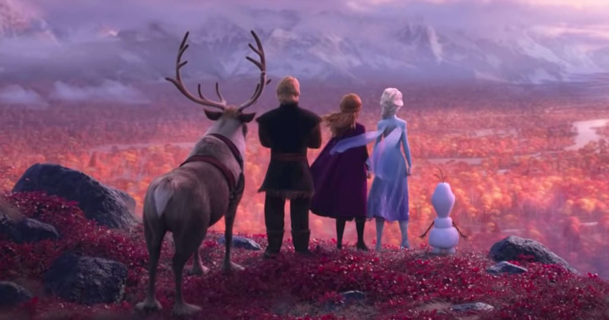 Disney S Frozen 2 Trailer Is Out Now Watch