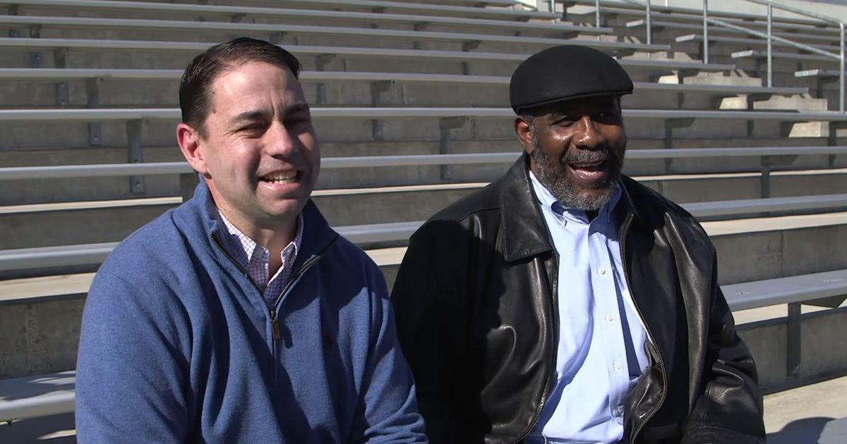 Mean Joe Greene Reunites With Kid From Classic Super Bowl Ad Brings Tears Of Pure Coca Cola To Your Eyes