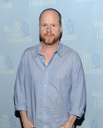 Producer/director Joss Whedon arrives at the premiere of IFC Films'