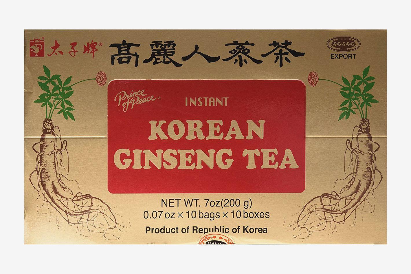 Prince of Peace Korean Ginseng Tea
