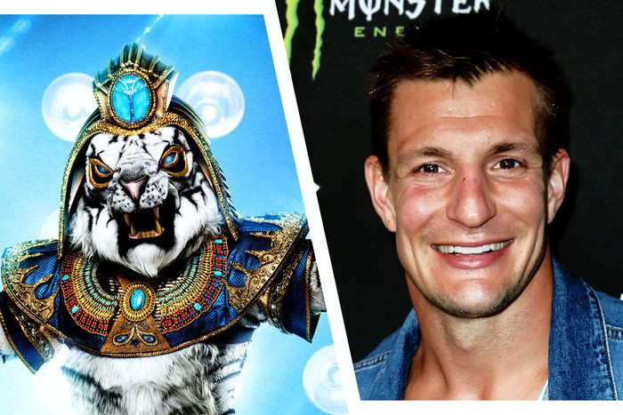 Is the White Tiger … Rob Gronkowski?