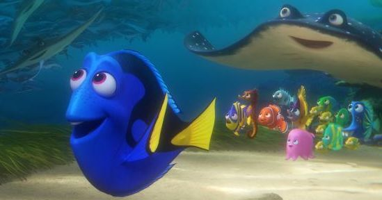 Trump Hosted a Finding Dory Screening in the White House ...