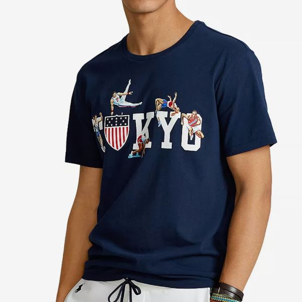 Polo Ralph Lauren x Team USA Team USA ECOFAST™ Pure Jersey Tee
