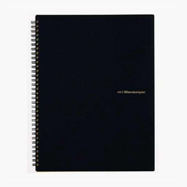 Maruman Mnemosyne Notebook 199 - A4 Ruled