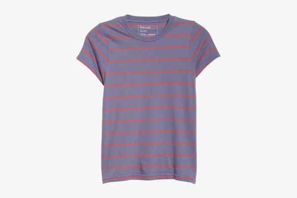Entireworld Type A Version 6 Stripe Tiny Tee