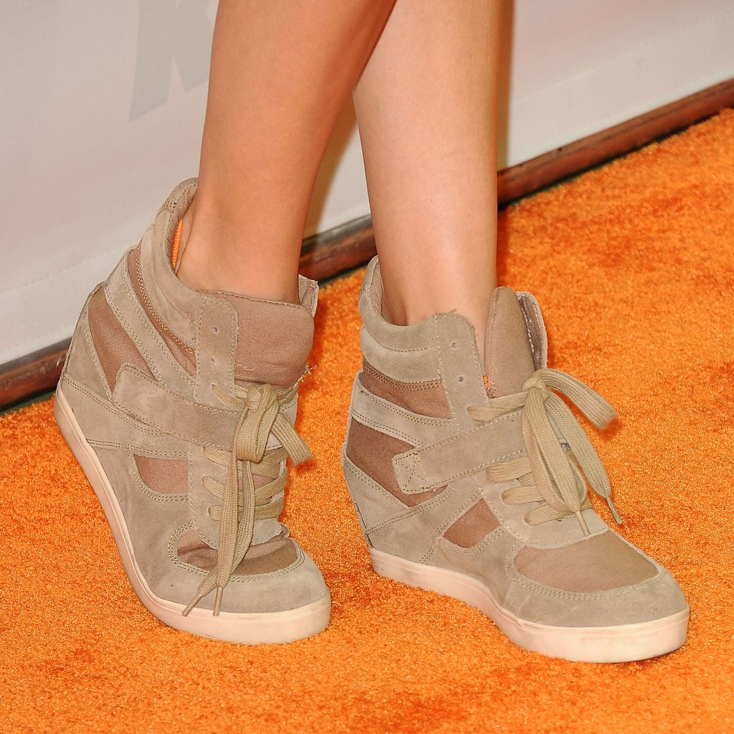 Stephanie Pratt (shoe detail) attends 102.7 KIIS FM's Wango Tango at The Home Depot Center on May 11, 2013 in Carson, California.