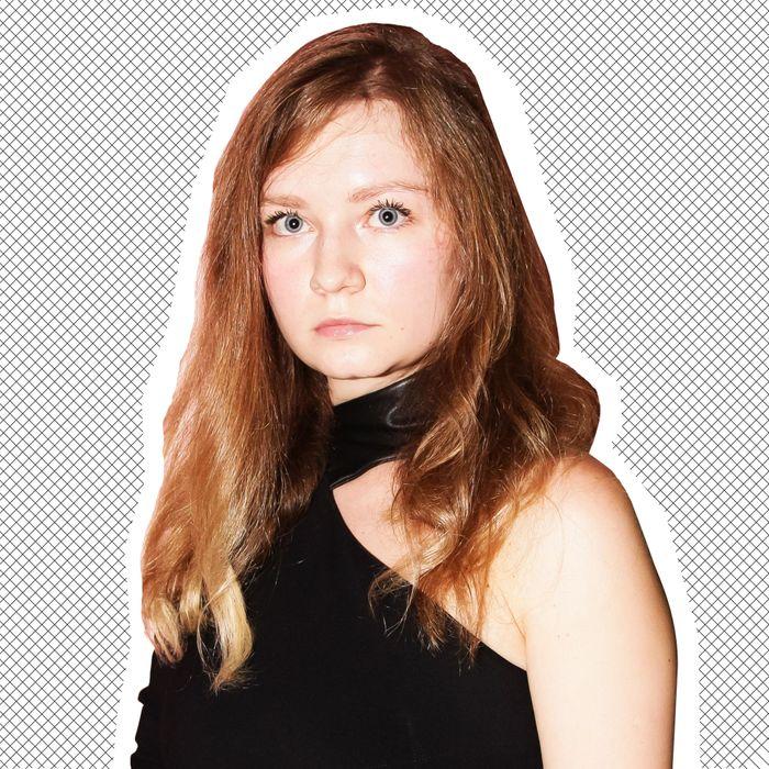 Anna Delvey.