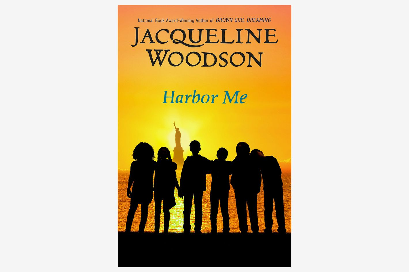 Harbor Me, by Jacqueline Woodson