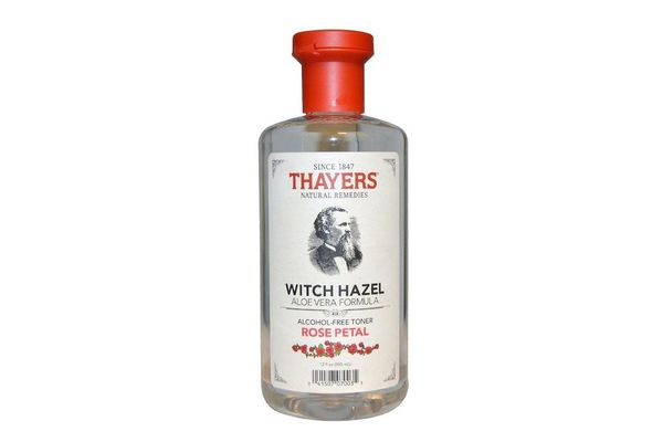 Thayer's Alcohol Free Rose Petal Witch Hazel Toner