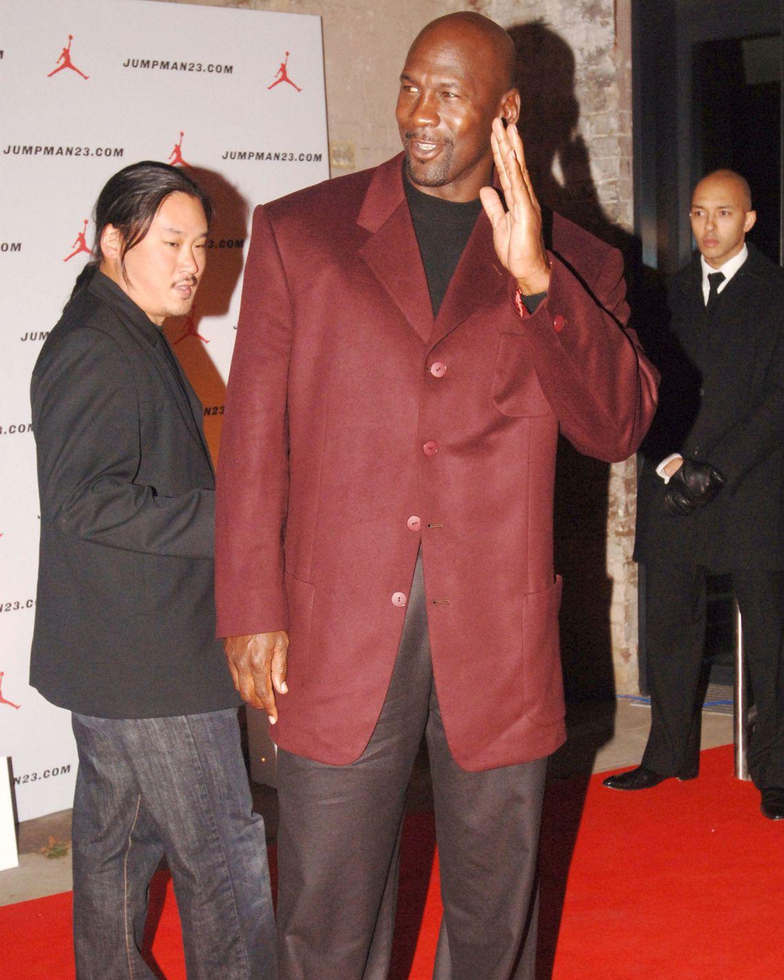 In Praise of Michael Jordan's Blazers