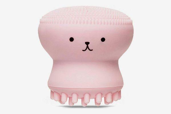 Etude House My Beauty Tool Exfoliating Jellyfish Silicon Brush