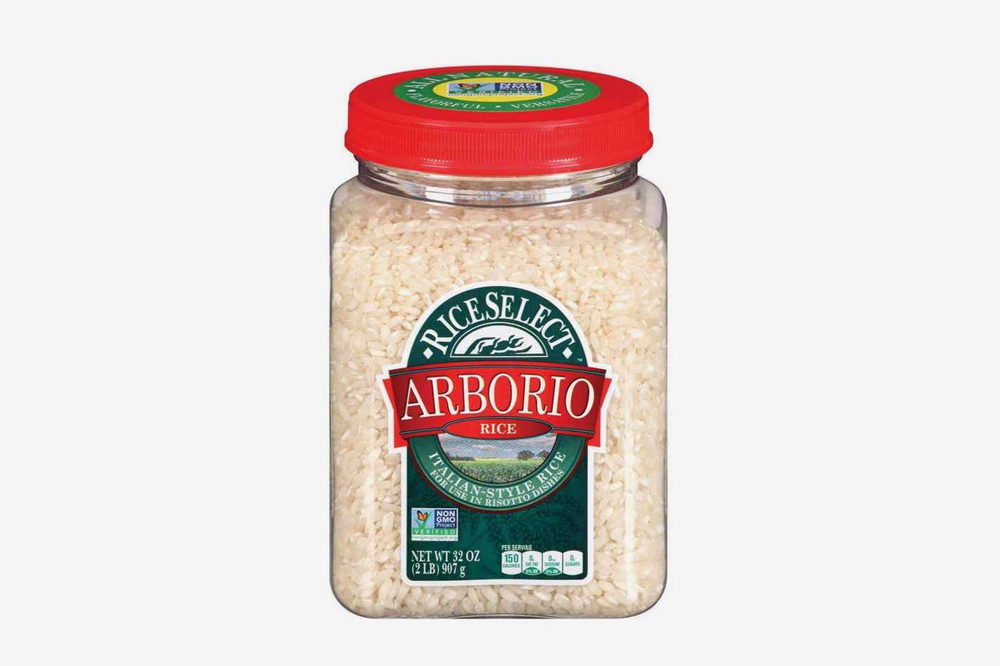 RiceSelect Arborio Rice, 32-Ounce (Pack of 4)