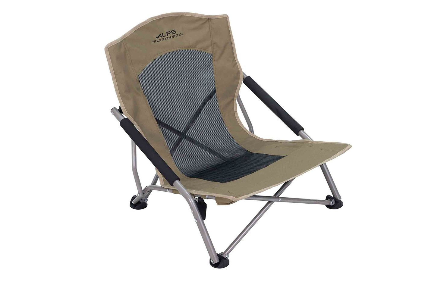 Folding Beach Chairs. Plain Beach Alps Mountaineering Rendezvous Folding  Camp Chair On Beach Chairs R