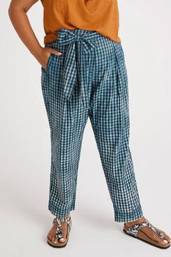 Maeve Avryl Bleached Slim Pants