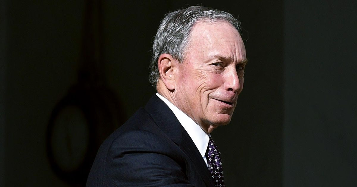 Image result for 8. Michael Bloomberg