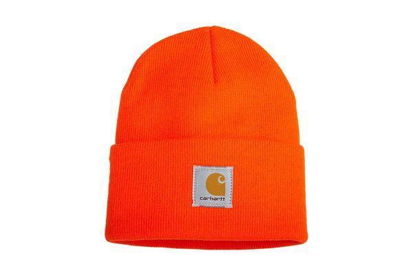 Carhart Watch Hat A18 — Bright Orange