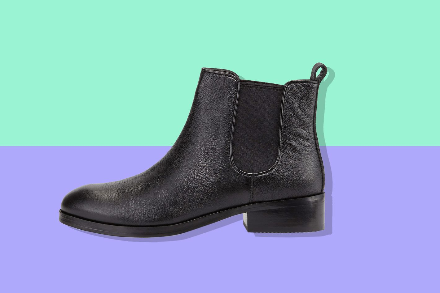 Cole Haan Landsman II Leather Bootie