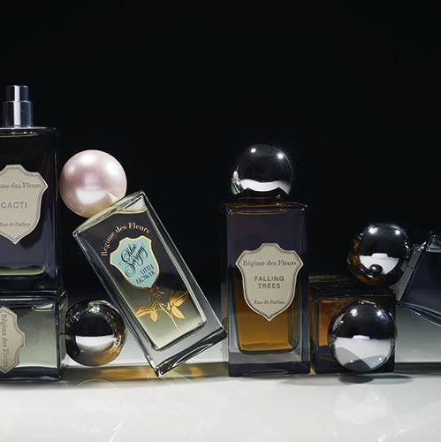 Regime des Fleurs Eau de Parfum Sampling Flight