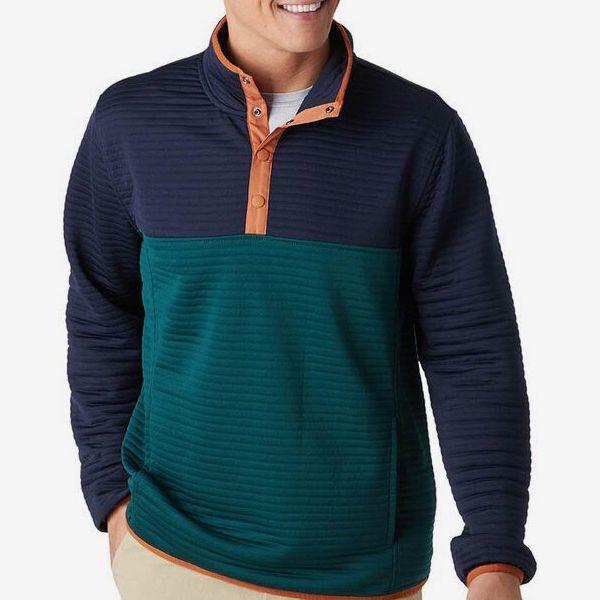Stoic 1/4 Pullover - Men's