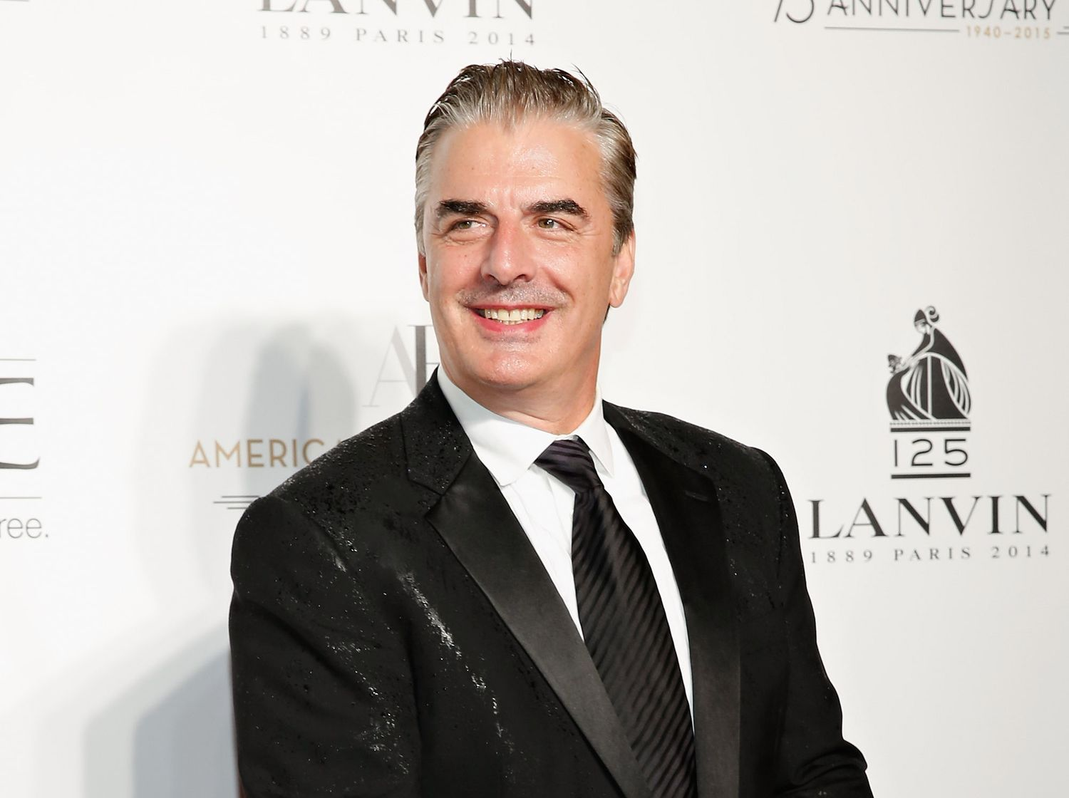 chris noth love life