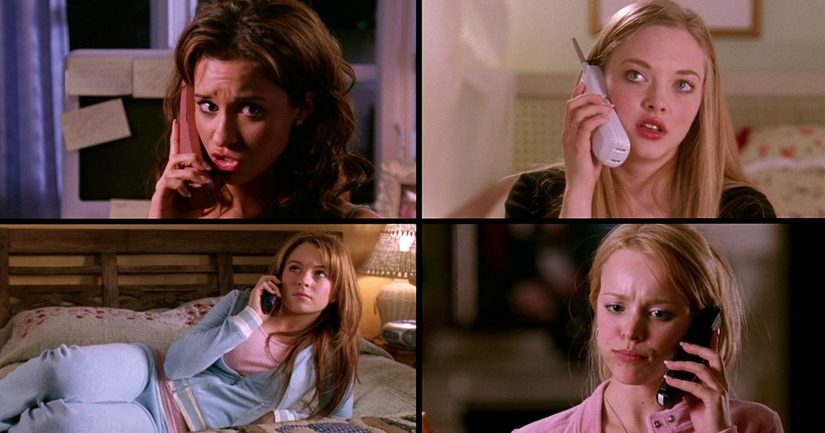 mean girls 4 way call good