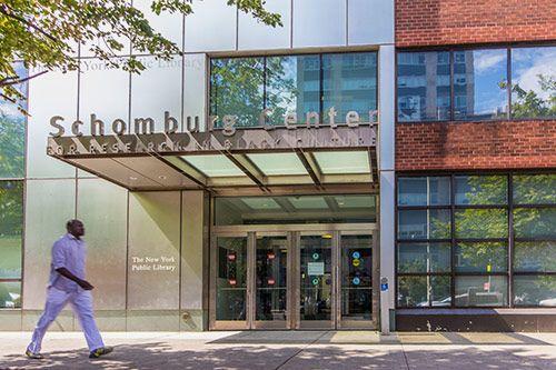 Schomburg Center Membership