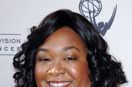 Shonda Rhimes==WELCOME TO SHONDALAND: AN EVENING WITH SHONDA RHIMES AND FRIENDS==Academy of Television Arts and Sciences, Noth Hollywood, CA==March 31, 2012.