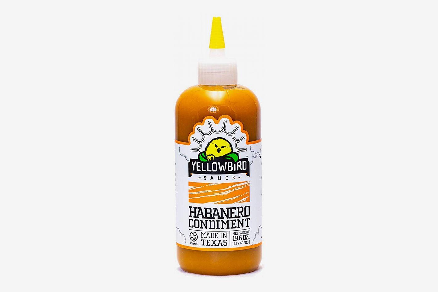 Yellowbird, Habanero Sauce