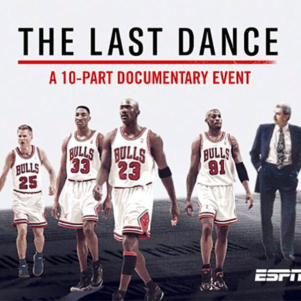 The Last Dance (Michael Jordan, ESPN)