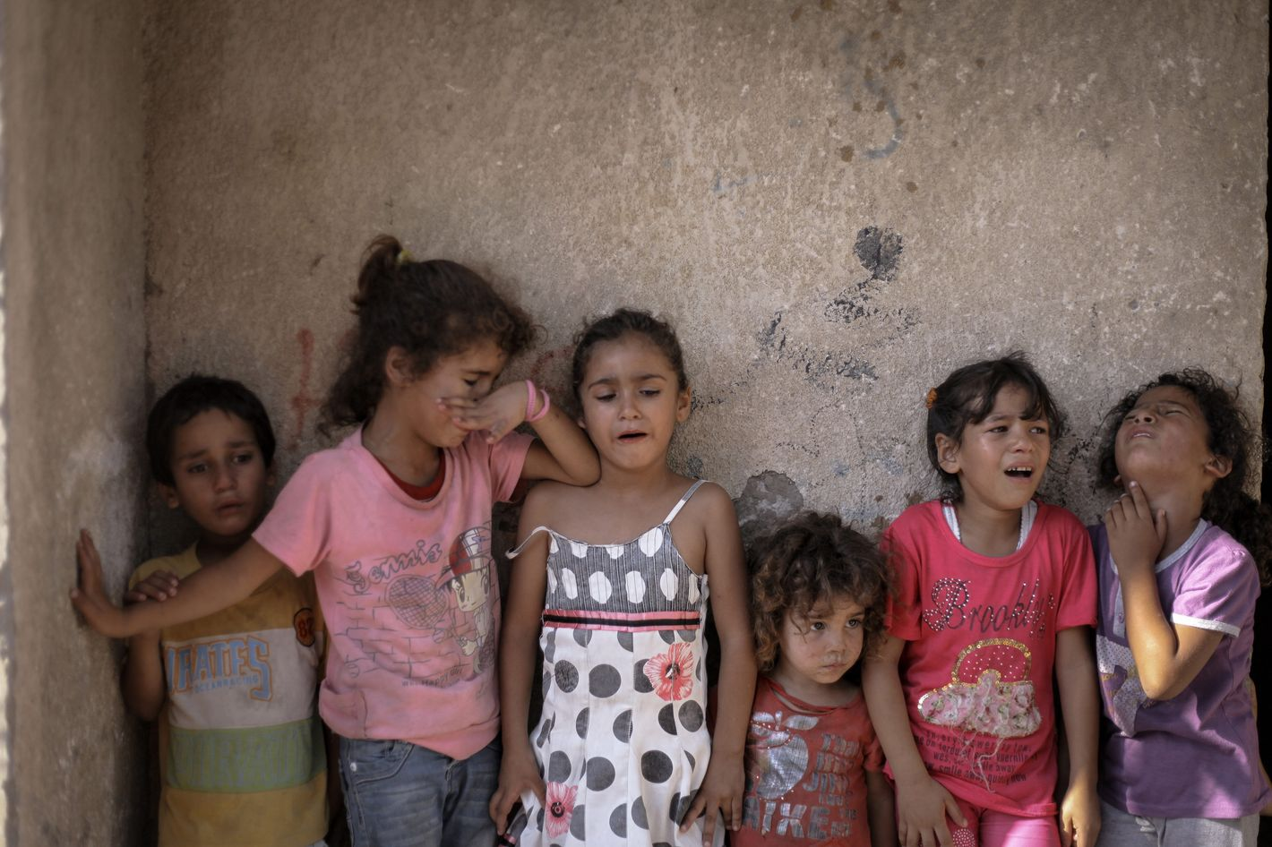 Why Are So Many Children Dying in Gaza?