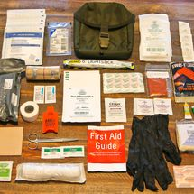 Doom & Bloom Ultimate Compact Grab N' Go First Aid Kit