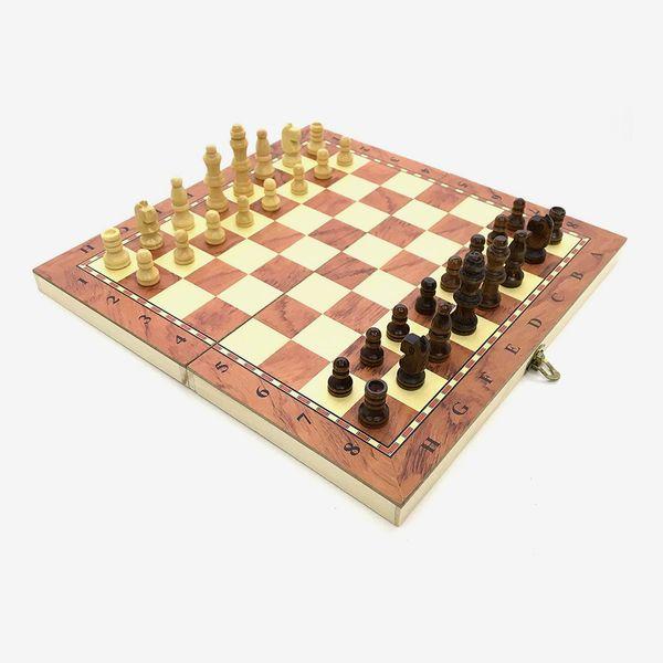 Fold Away Chess Set