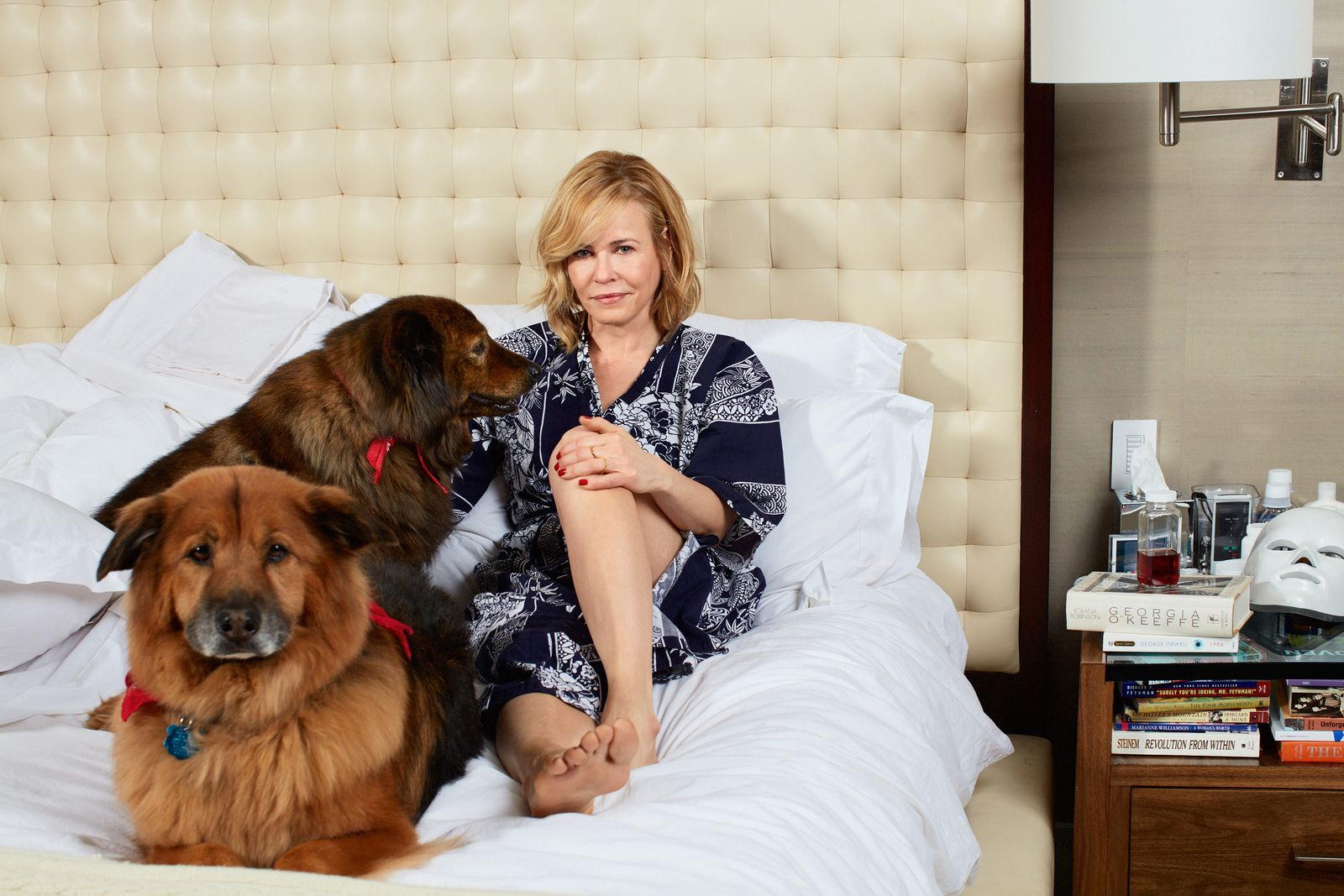 Chelsea Handler Is Ready To Get Serious