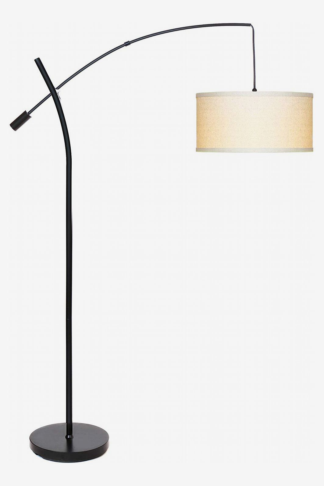 Brightech Grayson LED Arcing Floor Lamp