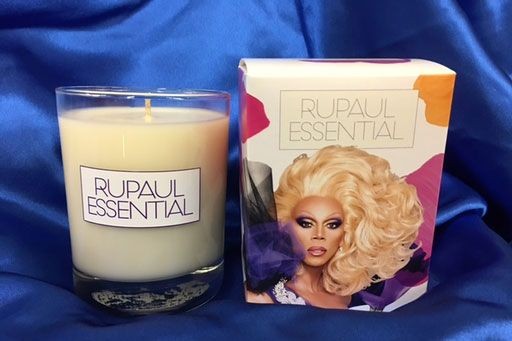 RuPaul Essential Candle