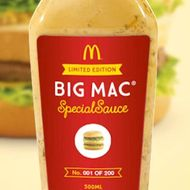 Someone Paid $96,000 for a Bottle of McDonald's Special Sauce