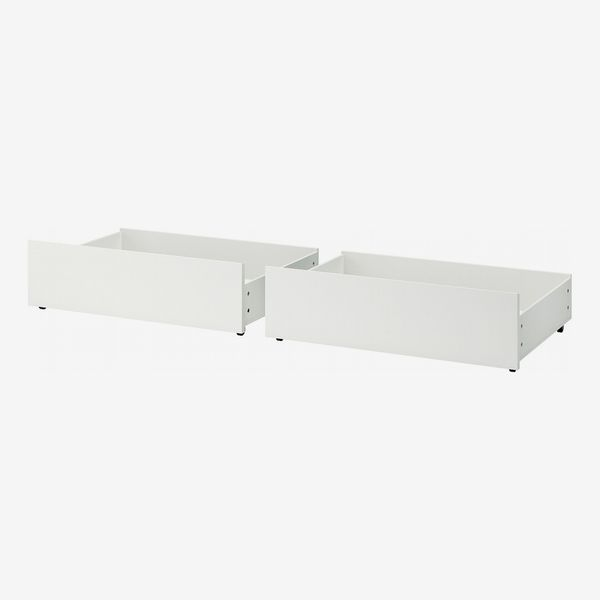 Ikea Malm Underbed Storage Box, Pack of 2
