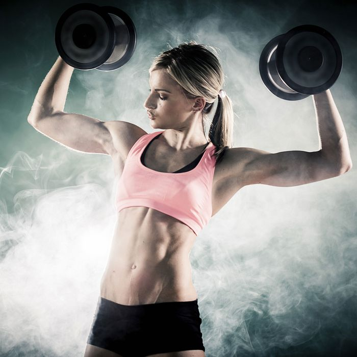 Working Out: In Defense Of Working Out While High