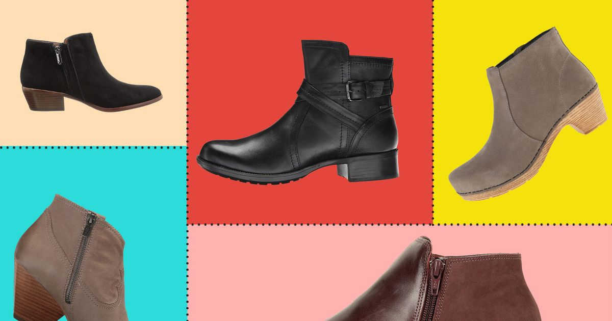 a25e2db317b 15 Women's Ankle Boots 2019