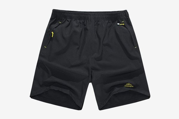 Singbring Men's Outdoor Active Quick Dry Hiking Shorts
