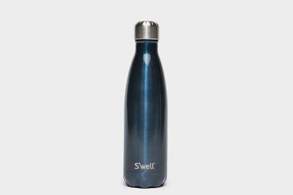 S'well Blue Suede 17-oz. Bottle