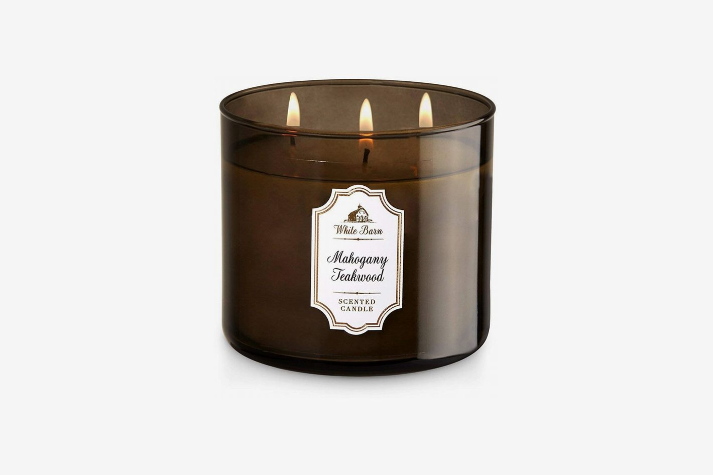 Bath Body Works White Barn 3 Wick Candle