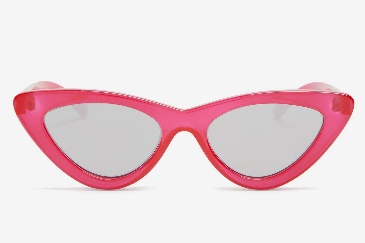 Le Specs Luxe Adam Selman x Le Specs Luxe the Last Lolita Pink Sunglasses