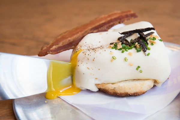 Dominique Ansel and Wylie Dufresne Are Collaborating on a Breakfast Sandwich
