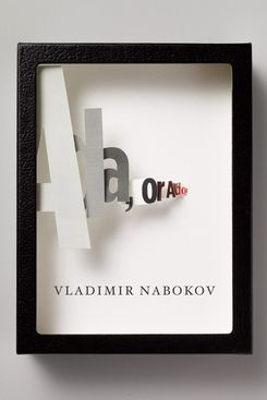 Ada or Ardor, by Vladimir Nabokov