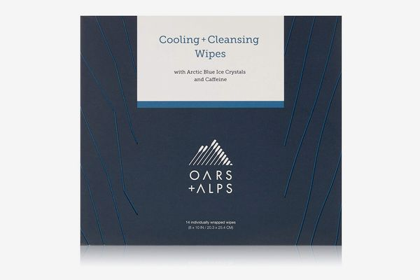 Oars + Alps Natural Face and Body Wipes