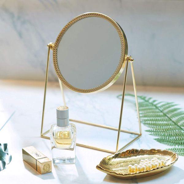 PuTwo Makeup Mirror Single Sided Vanity Mirror