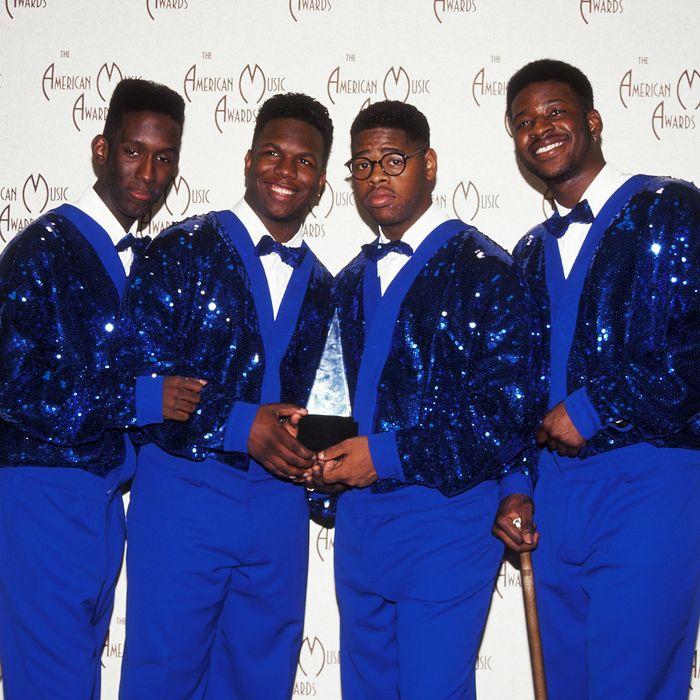 Boyz II Men's 40 Matchiest Outfits - Slideshow - Vulture