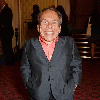 LONDON, ENGLAND - JULY 08: Warwick Davis attends the press night performance of